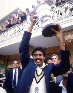 1983 World Cup Cricket