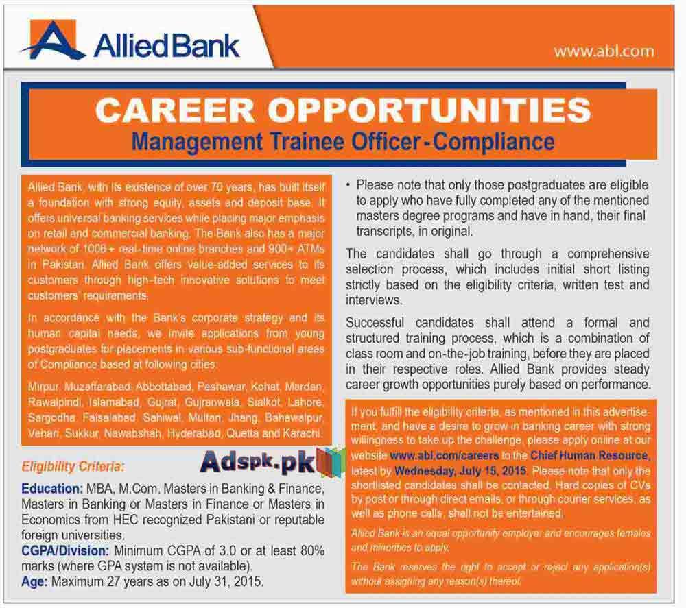 allied bank pakistan online registration