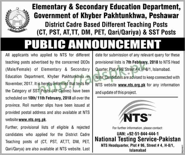 Nts Pst Merit List Uc Wise 2019