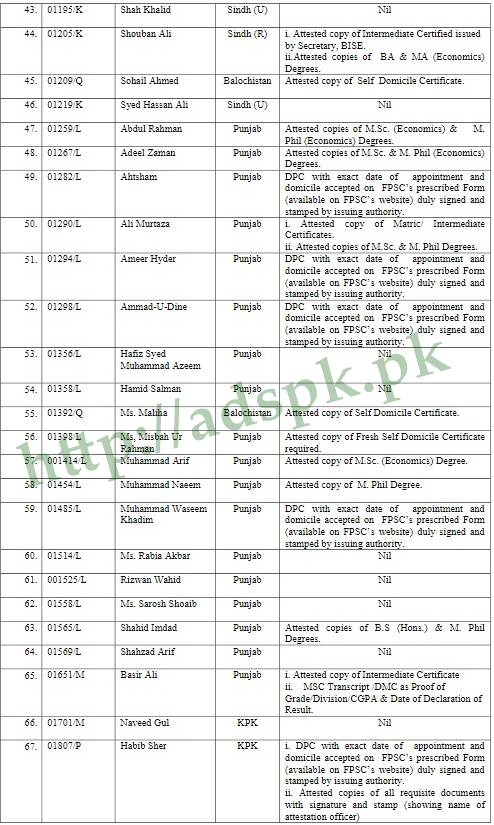 list of ministers and advisors Advisors special assistants federal ministers show slides print list s/no name portfolio phone image 1: national assembly of pakistan.
