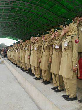 Good Opportunity for GIRLS Pakistan Army AFNS Jobs