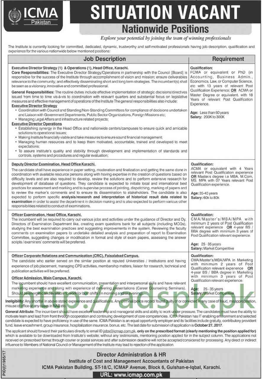 Executive Director, Office of Appellate Operations job ...