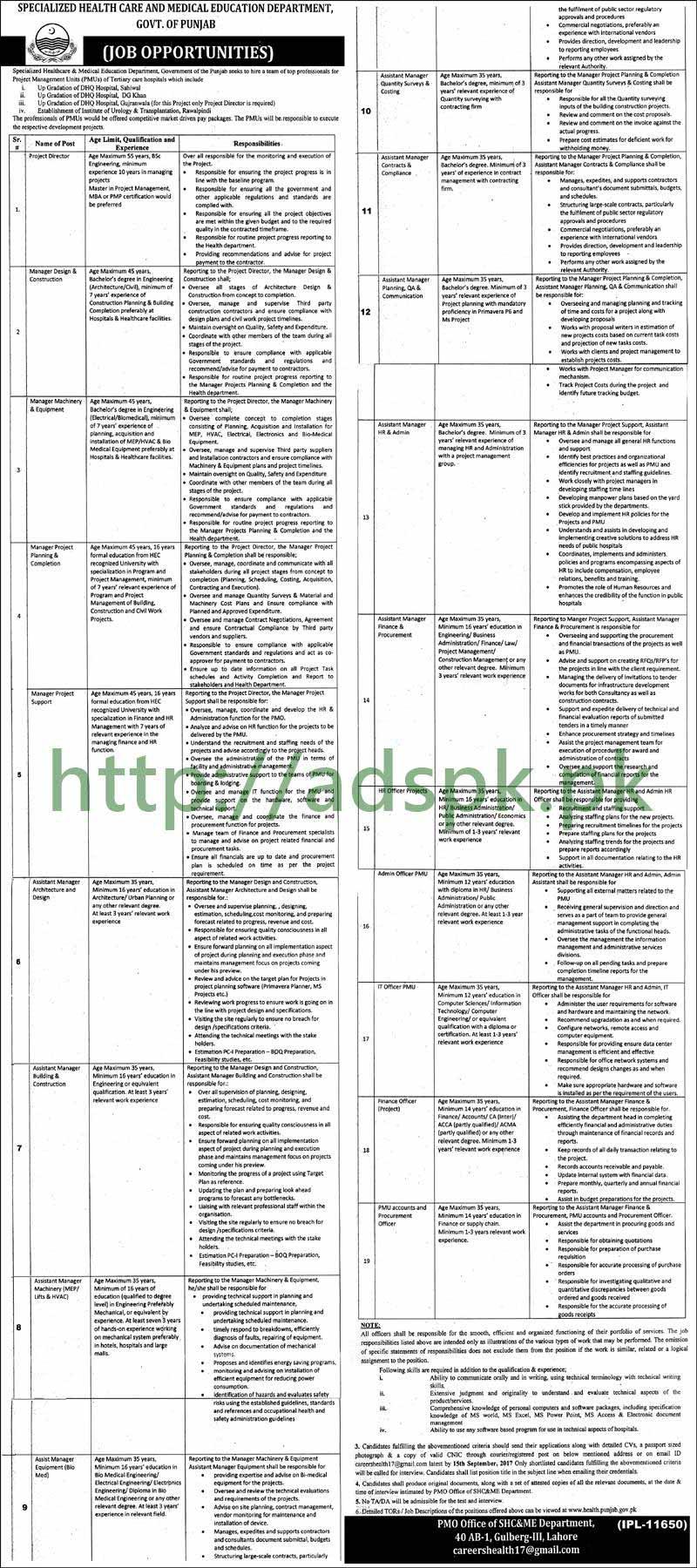 Health care financing in pakistan