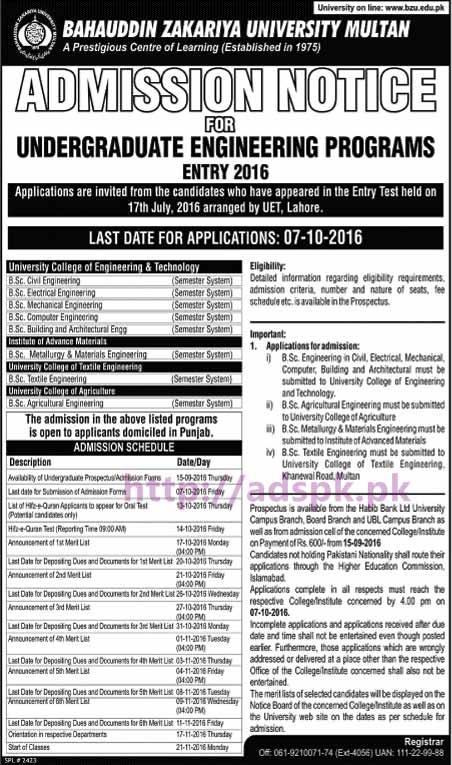 admissions undergraduate admission freshman dates deadlines