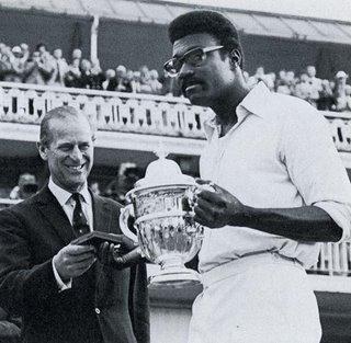 World Cup Cricket 1975